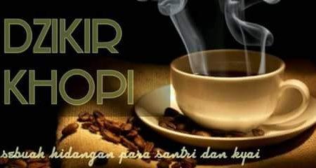 dzikir kopi