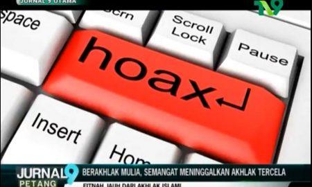 HOAX dan Akhlakul Karimah