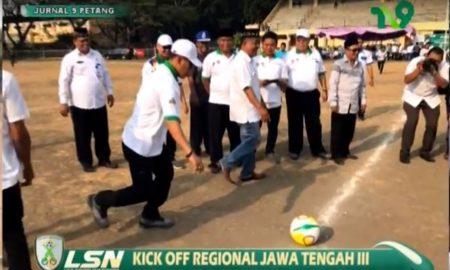 kick off tegal