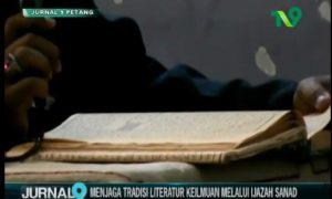 santri dan kitab kuning