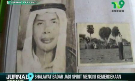 shalawat badar spirit