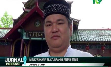 Imlek Wahana Silaturahmi Antar Etnis