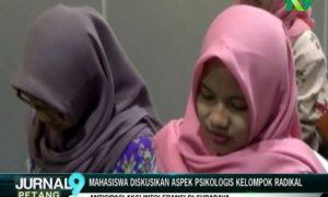 Mahasiswa Diskusikan Aspek Psikologis Kelompok Radikal