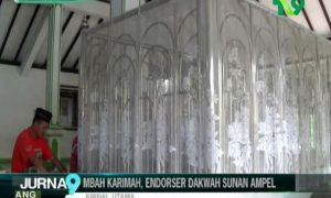 Mbah Karimah, Endorser Dakwah Sunan Ampel