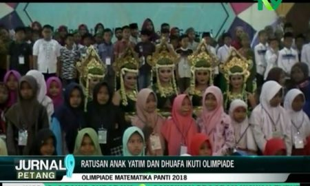 Ratusan Anak Yatim dan Dhuafa Ikuti Olimpiade - Jurnal9