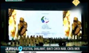 festival shalawat