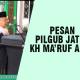 Rois Aam PBNU, Dua Kandidat Harus Berpolitik Jujur