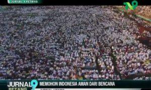 memohon indonesia aman dari bencana